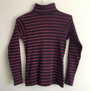 Vintage Patagonia Stripped Turtleneck Sweater